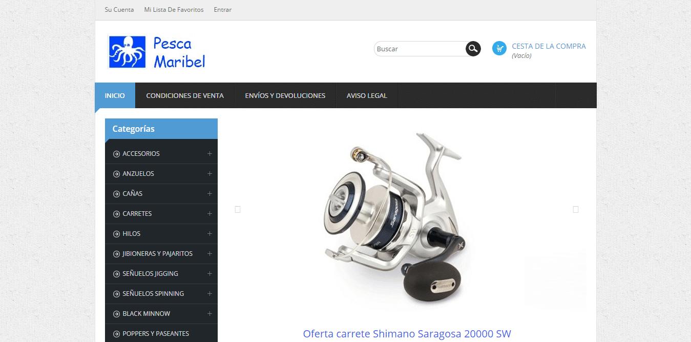 Pesca Maribel